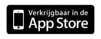 Download uit de Apple App Store